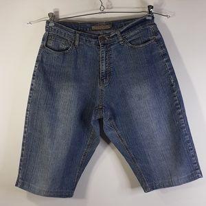 Love Rocks Blue Jean Shorts 12
